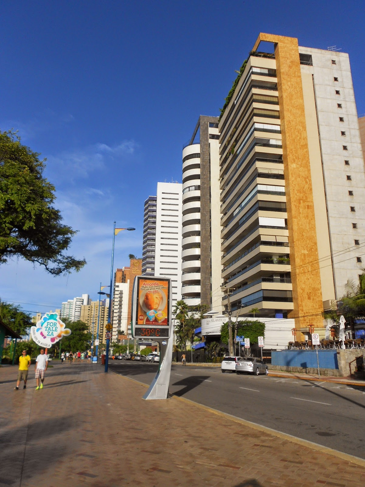 Av. Beira Mar - Fortaleza/CE