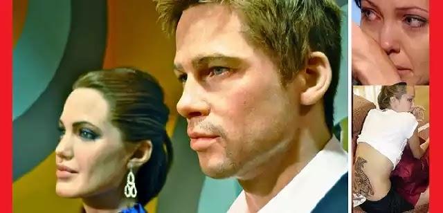 Μπραντ Πιτ έσπασε την σιωπή του,ο πραγματικός λόγος για τον χωρισμό ειναι γιατι η Angelina Jolie είναι μέλος των Illuminati!(vid)