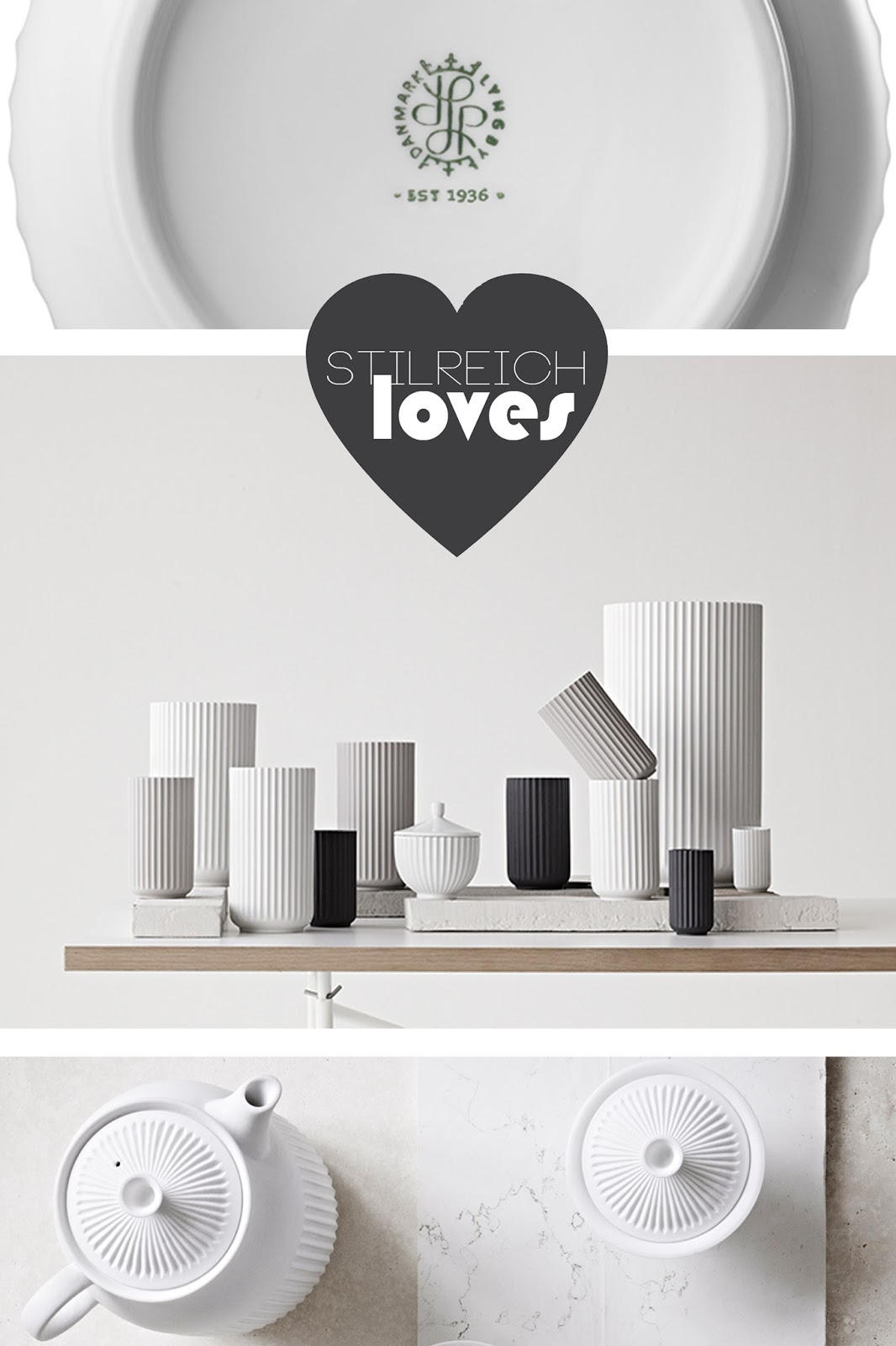 Stilreich loves lyngby porcelain denmark s t i l r e i - Stilreich blog ...