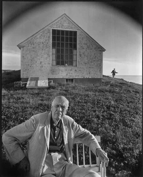 Edward Hopper Arnold Newman