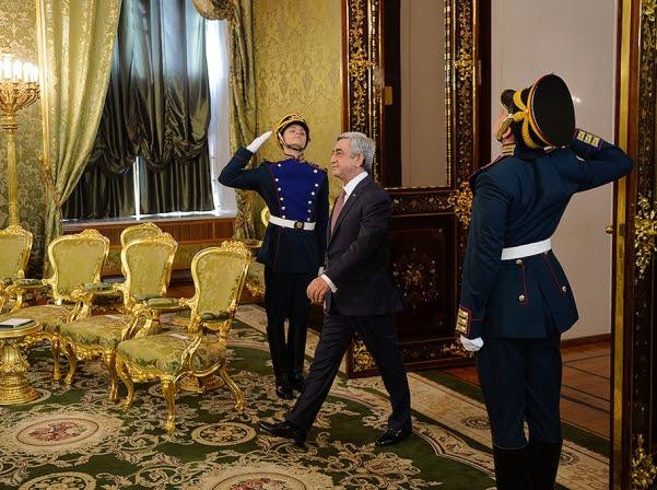 Armenia aumentará el gasto militar 1,5% del PIB en 2018