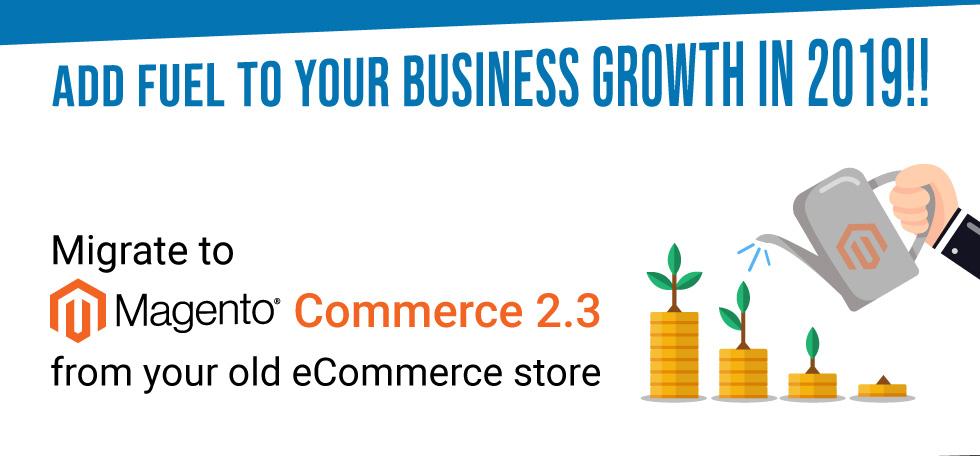 Migrate to Magento Commerce 2.3