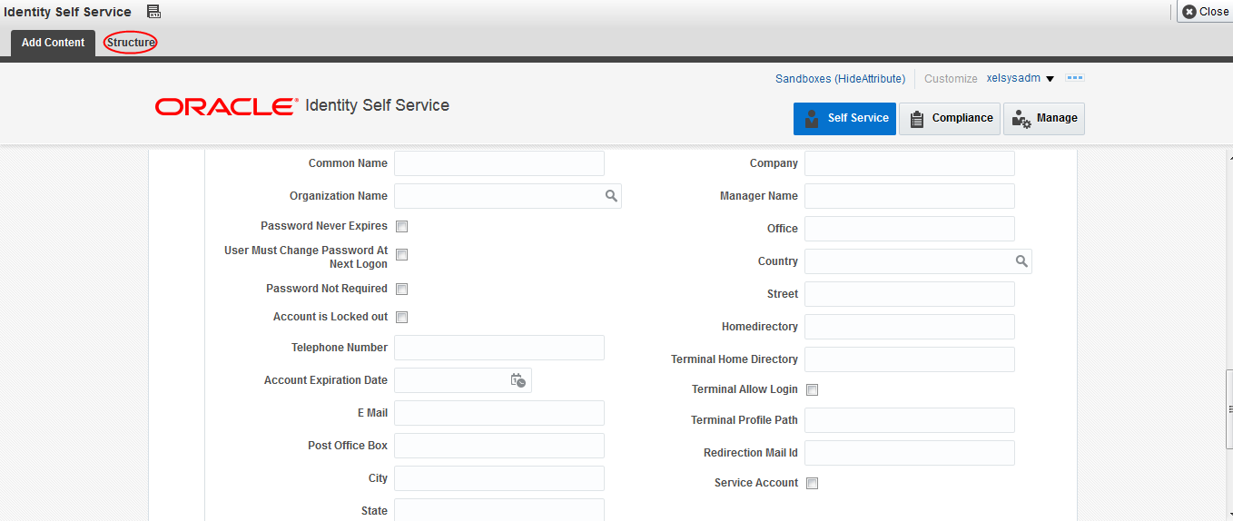 Anand's Oracle Identity Management Blog: How to hide