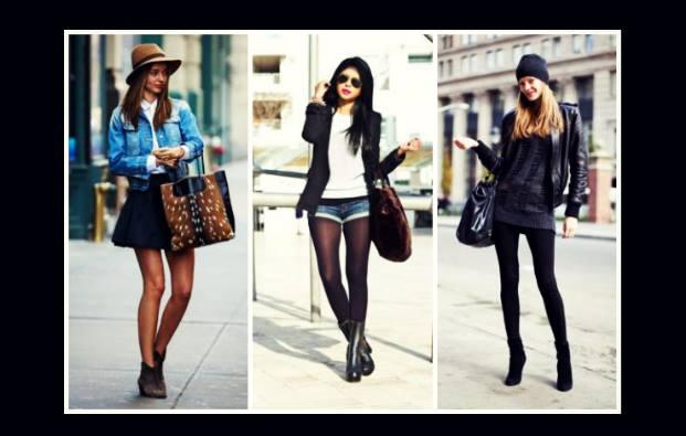 3381f925f3d Με τι ρούχα να συνδυάσεις τα μποτάκια σου! | Fashion Magazino