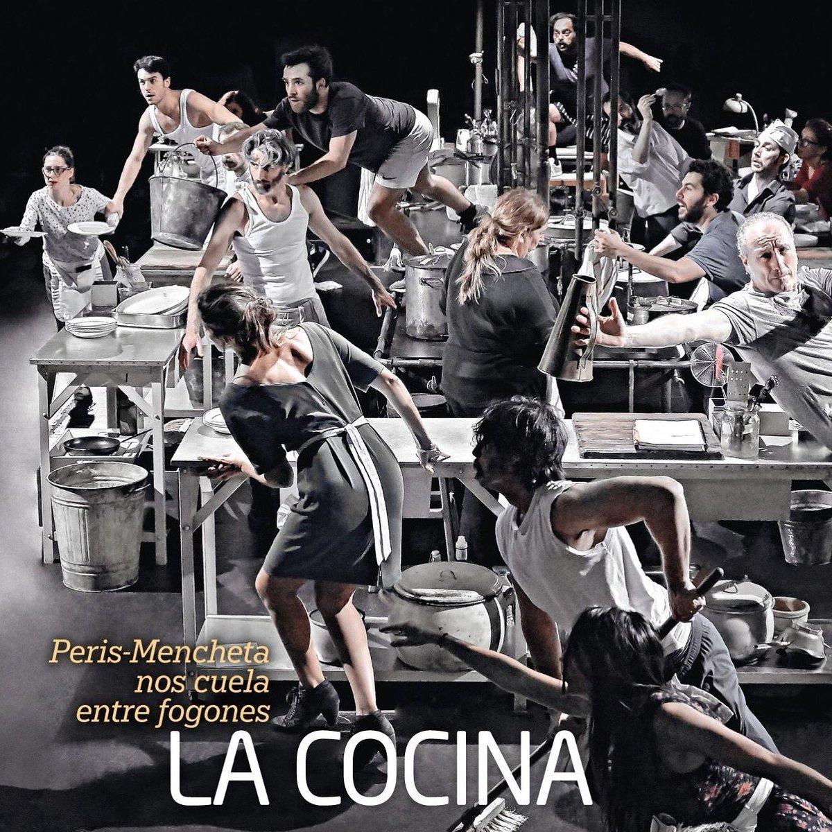 Desde La Platea: La Cocina, Pura Orfebrería Teatral