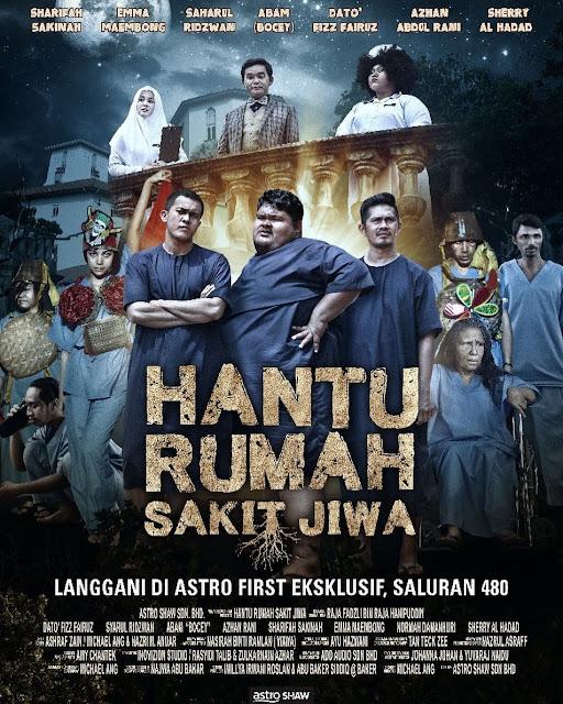 Tonton Rumah Hantu Sakit Jiwa (2018) Full Movie