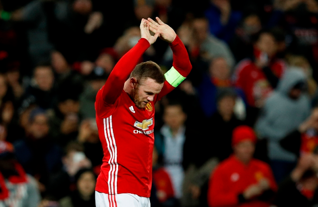 Liga Super China Siap Tampung Wayne Rooney