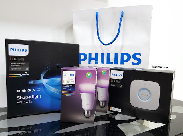 Philips Hue by Philips Lighting - Making Your Home Smarter