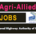 Agri-allied Job-NHAI | Pay 60-70 K per month