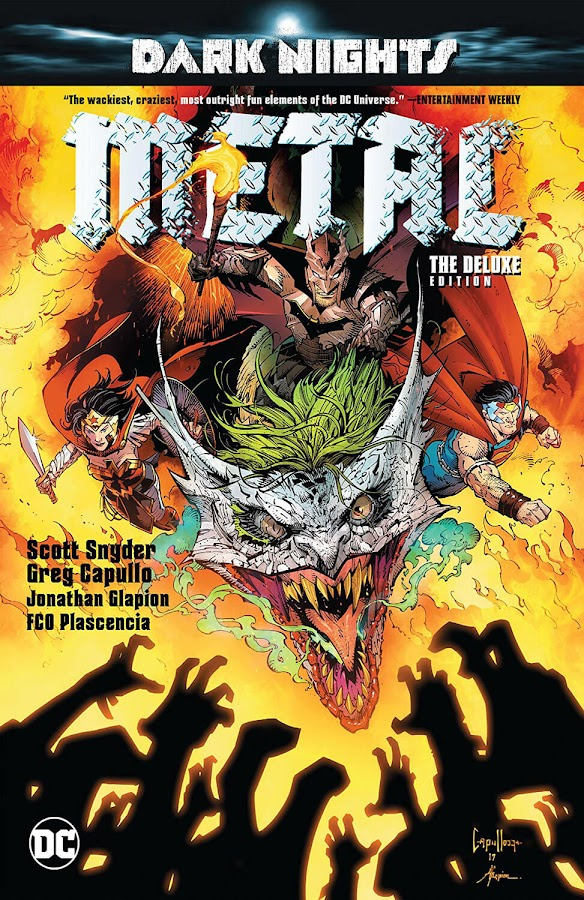 dark nights metal dc