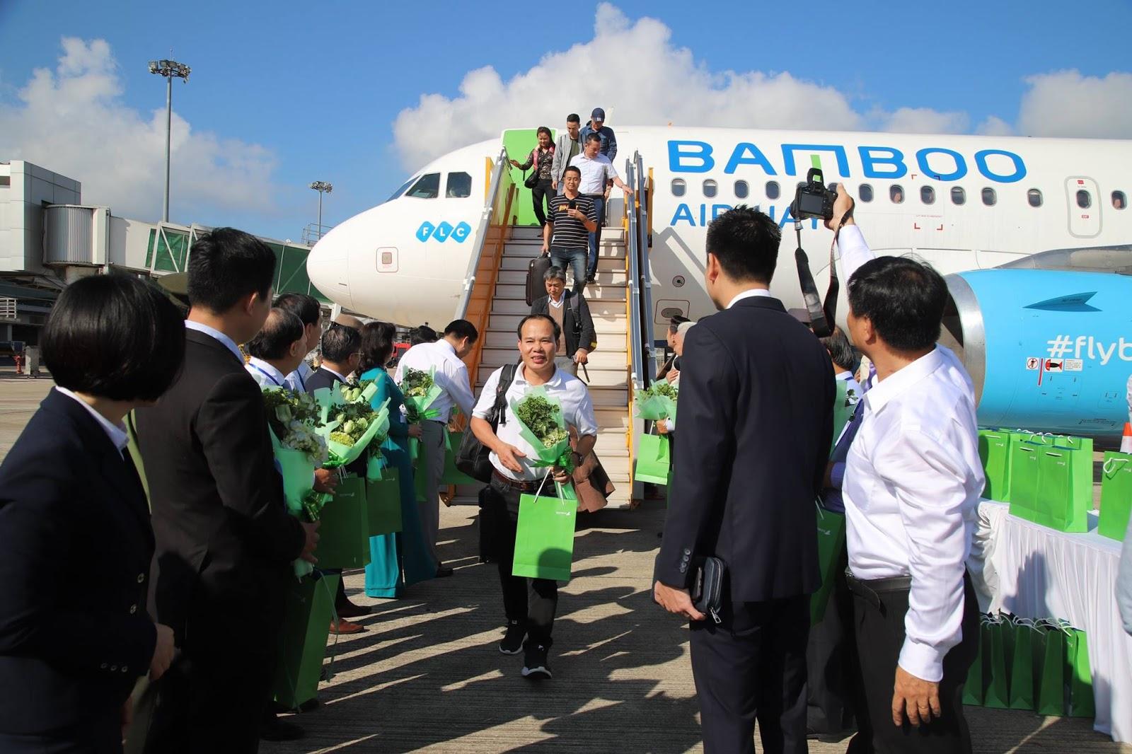 Bamboo Airways mở đường bay mới từ Pleiku đi Hà Nội từ ngày 10/3