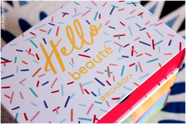 Birchbox septembre 2017 - Box beauté - Blog