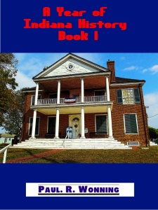 A Year of Indiana History - Book 1