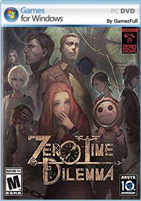 Descargar Zero Escape Zero Time Dilemma pc full español mega