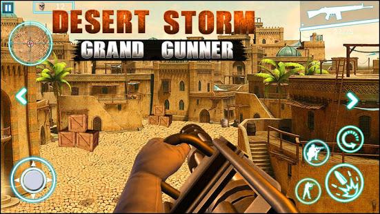 تحميل لعبة حرب العراق عاصفة الصحراء للاندرويد