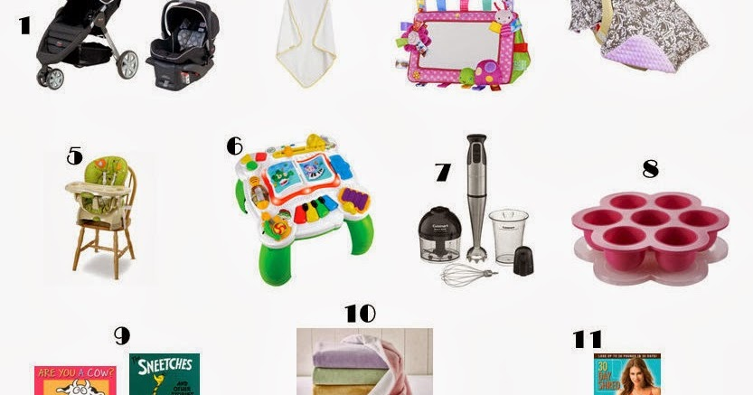 Mommy In The City First Year Must Haves