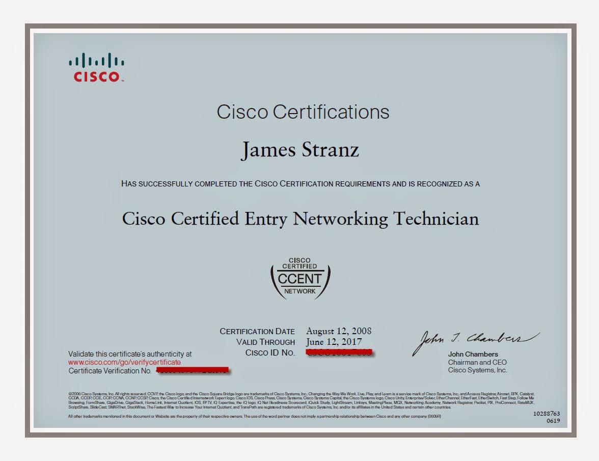 ccent cisco workshop networking jim