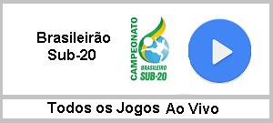 ASSISTA O BRASILEIRÃO SUB-20 AO VIVO ONLINE.