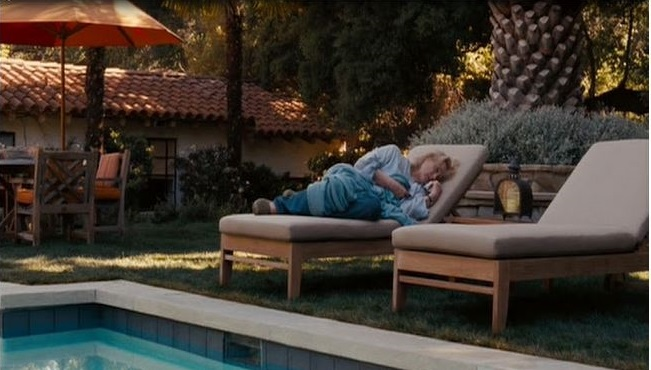 It's Complicated movie Meryl Streep sleeping