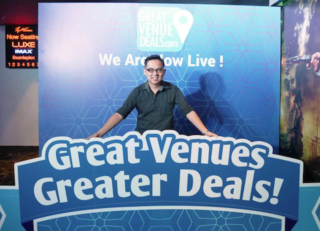 Malaysia's First Online Venue Booking Platform - GreatVenueDeals.com