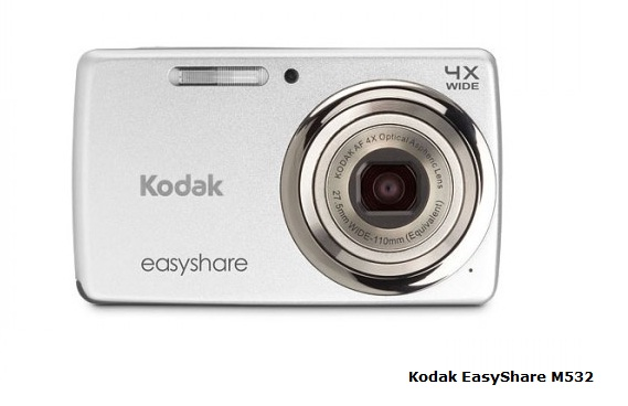 Kodak M532 camera review