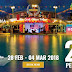 Pelayaran Islamik 2017 @ Penang - Phuket - Krabi  (April - Okt 2017) & Singapore - Banda Aceh (Nov 2017)