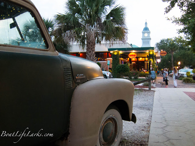 Downtown Fernandina Beach, FL