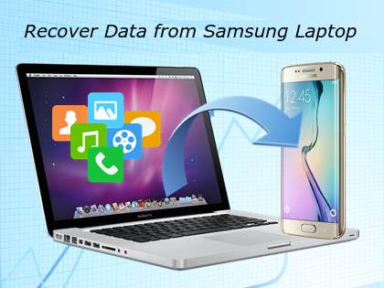 How to Recover Data from Not Working Samsung Laptop 1