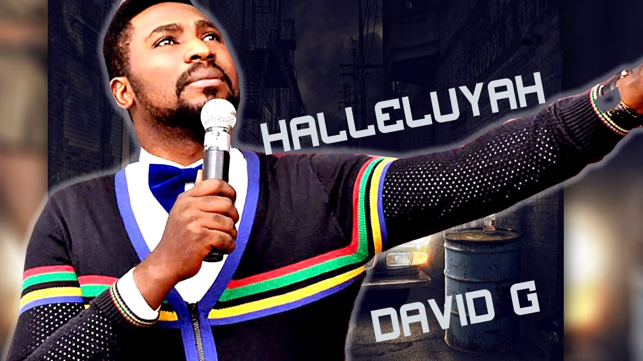 DOWNLOAD AUDIO+LYRICS: Halleluyah by David G  (free download
