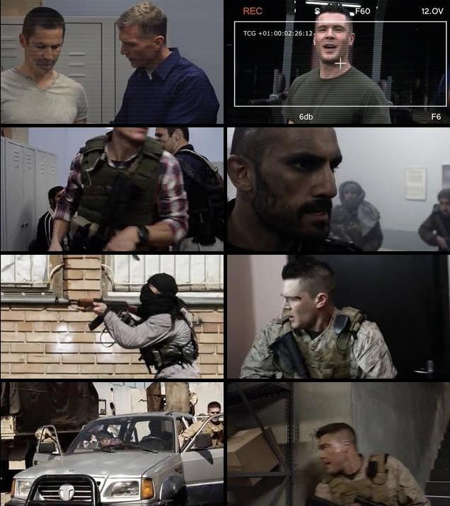 Jarhead 3 The Siege 2016 English HDRip 400mb ESubs
