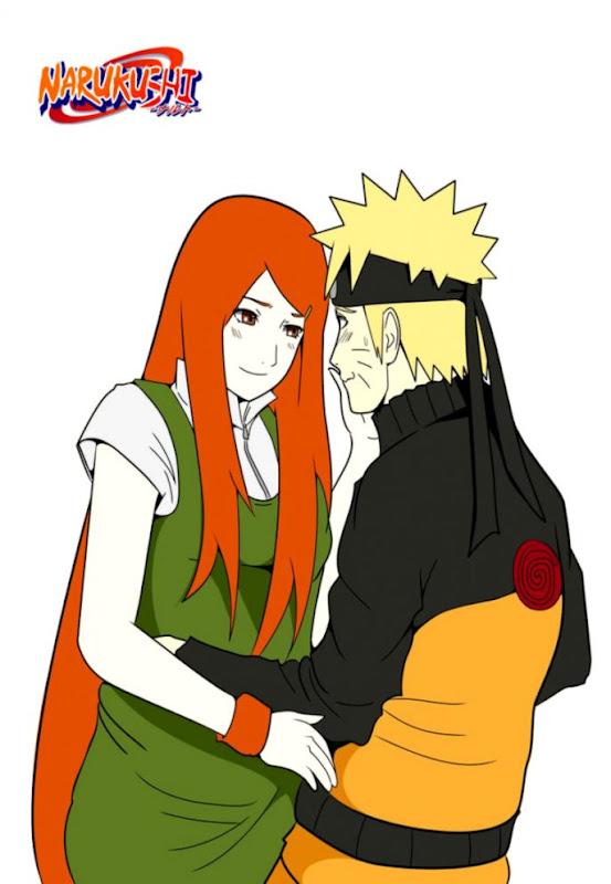 Naruto And Kushina Romance Fanfiction | Opera Wallpapers