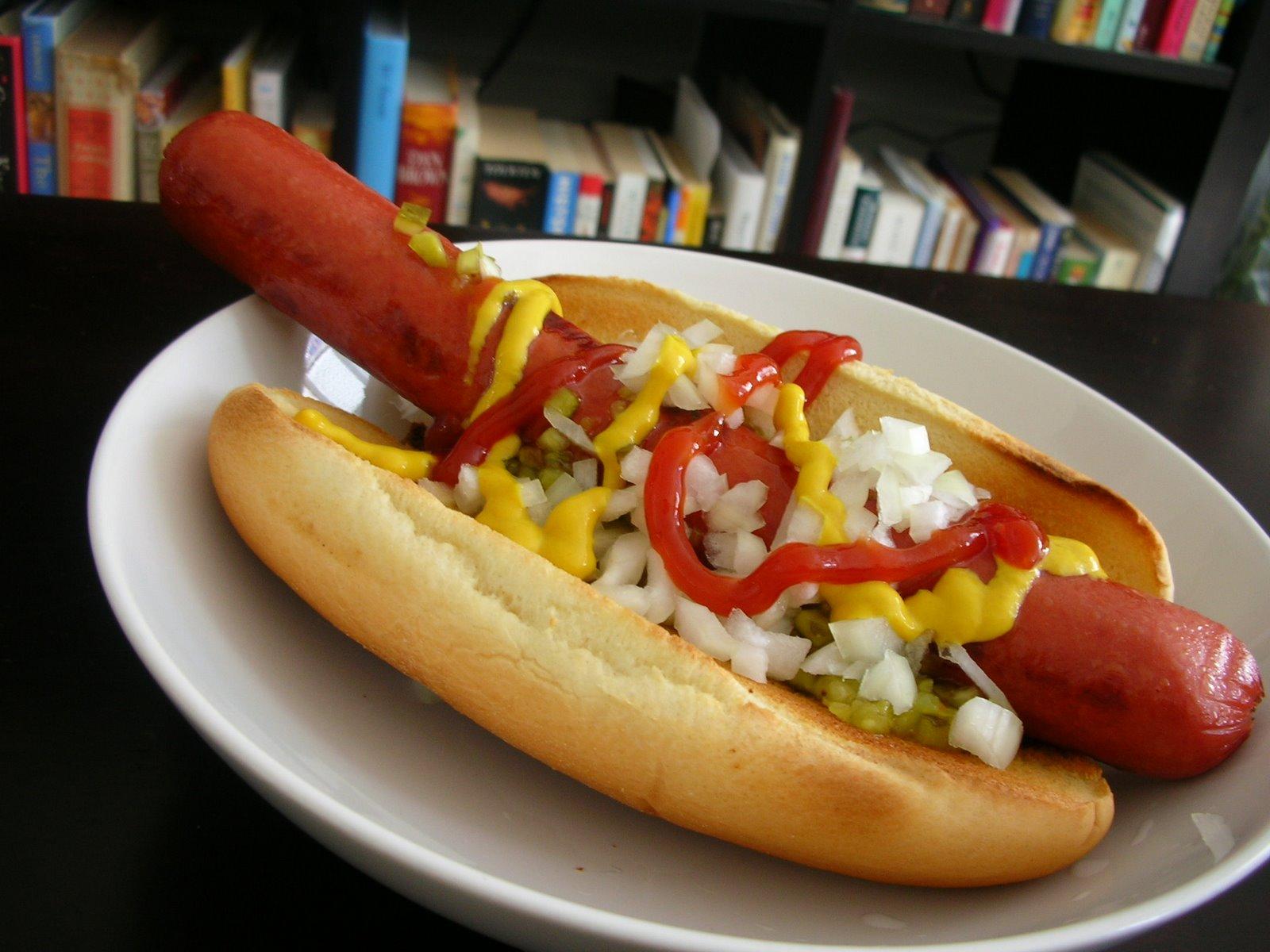 Costco Hot Dogs