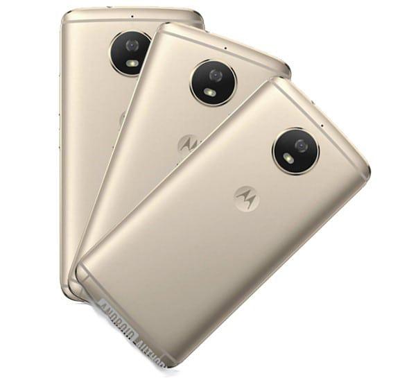 الهاتف القادم Motorola Moto G5S Plus بكاميرا خلفية مزدوجة المقدم من موتورولا