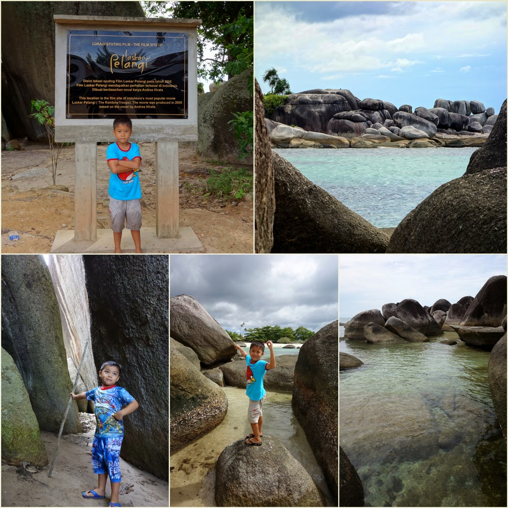 Kiddos' Travel Stories: Liburan ke Belitung