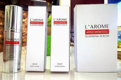 Beli Larome Slimming Serum Di Kotamobagu, Harga larome slimming serum, beli larome murah