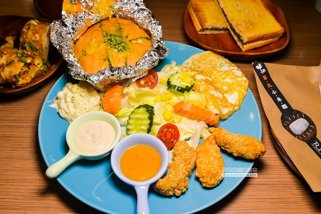 新埔早午餐,板橋美食,新埔站必吃早餐,早安公雞板橋
