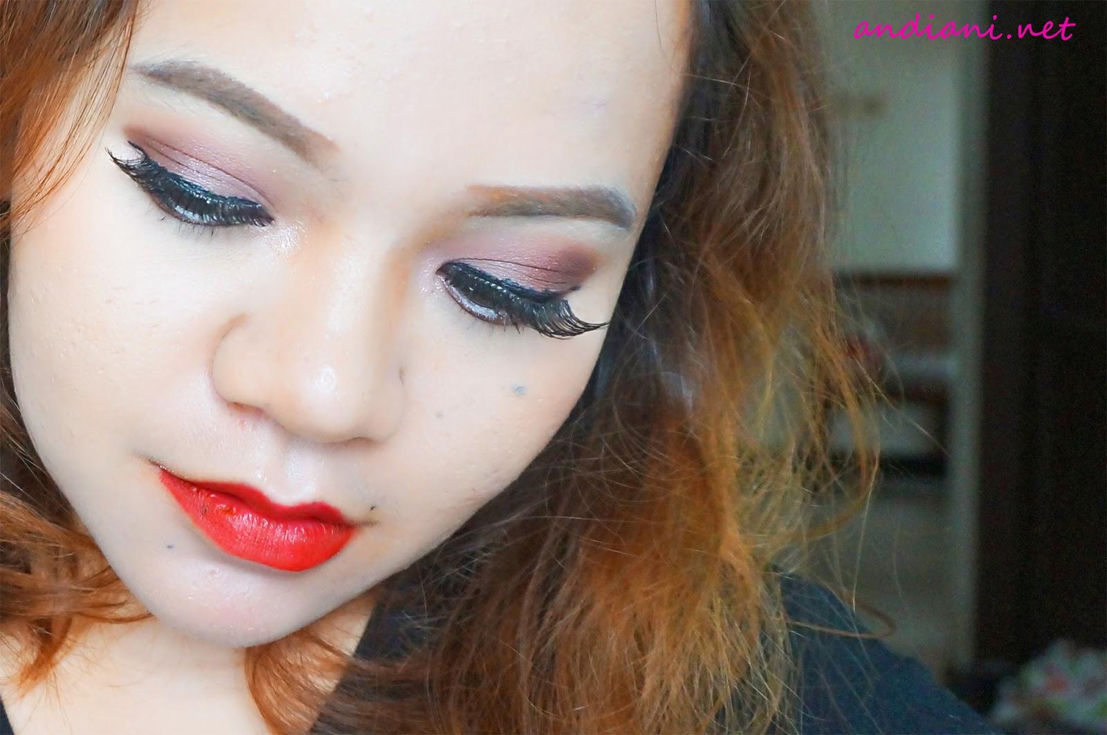 [Review] Wardah Eyeliner EyeXpert Optimum Hi Black Liner