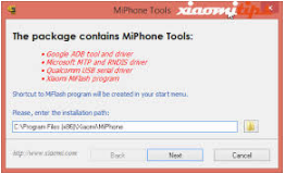 MI Flash Tool Download For Windows 32bit, 64bit