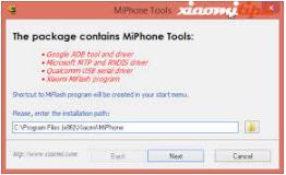 MI Flash Tool Download For Windows 32bit, 64bit