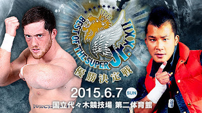 NJPW Best Of The Super Junior XXII (07/06/2015)