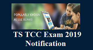 Telangana Technical Certificate Course TCC Exam Online Application Form @bsetelangana.org  Board of Secondary Education called Telangana Board of SSC issued Notification for Exam Fee for Technical Certificate Course Examination to be held in January 2019. Interested candidates are instructed to Submit Online Application Form at SSC Board official web portal www.bsetelangana.org. 7th Pass is the Eligibility criteria for this exam of Lower Grade and Higher Grade in Drawing, Tailoring and Embroidary Works. This Certificate is useful for the candidates for Vocational Teacher Jobs Drawing Teacher.  ts-technical-certificate-course-tcc-exam-online-application-form-bsetelangana.org