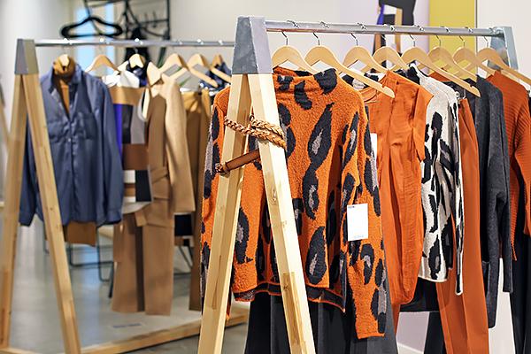 Lindex Estonia showroom