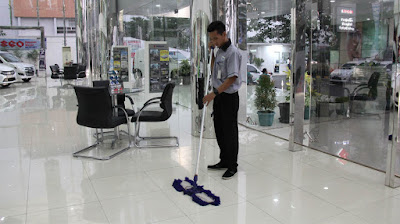 MCS jasa cleaning service
