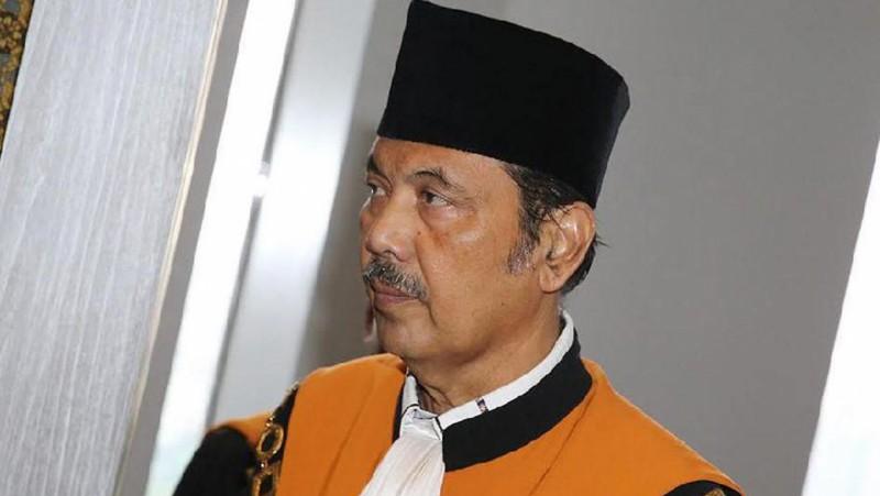 Hakim agung Prof Dr Abdul Manan