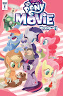 My Little Pony My Little Pony: The Movie Prequel #1 Comic Cover Retailer Incentive Variant