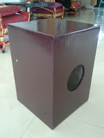 Tutorial DIY How to build Cajon