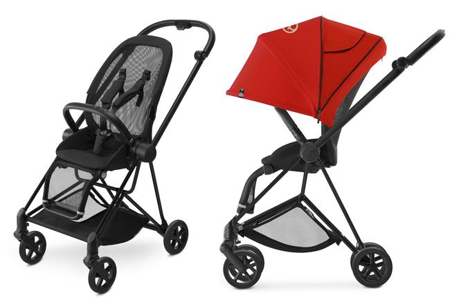 New stroller 2017 Cybex Mios