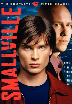 Smallville (TV Series) S05 DVD R1 NTSC Latino