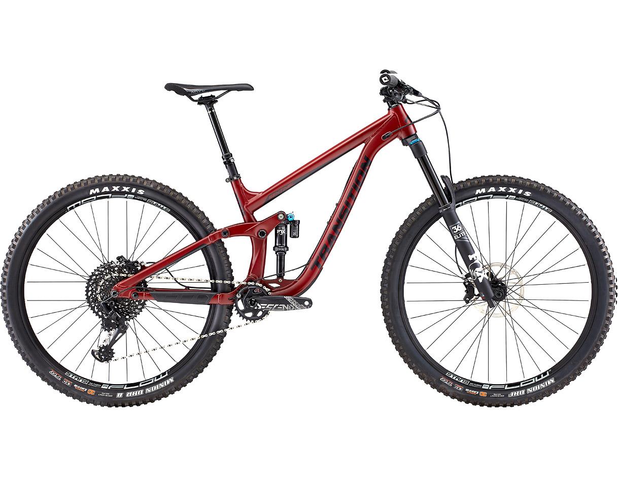 Transition Bikes Sentinel Alloy Gx Kit