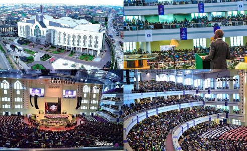 Photos: Deeper Life Opens Multi-billion Edifice